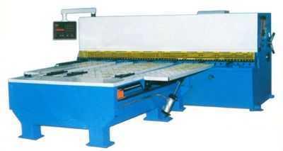 数控剪板机