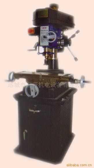 台式钻铣床zx-25
