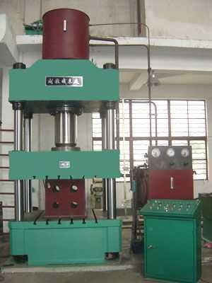 yhd32-315t四柱液压机