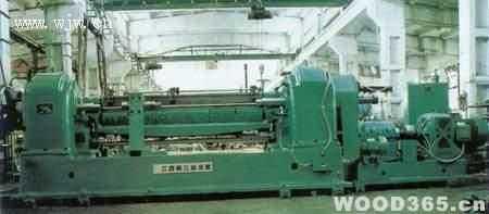 机械有卡旋切机