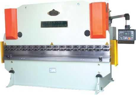 WF67K系列液压双缸数控折弯机