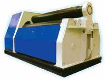四辊液压数控卷板机40*2500