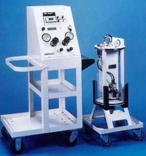 气动式液压定位器
