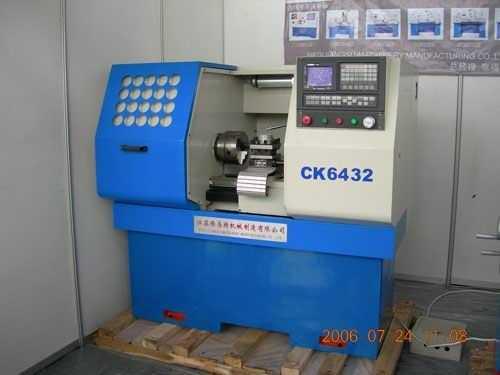 CK6432X500(NEW)数控车床