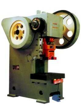 JB21型开式固定台压力机