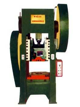 J31系列闭式单点压力机