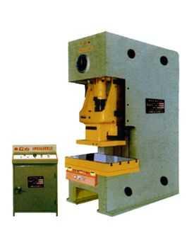 J21S系列深喉口开式固定台压力机