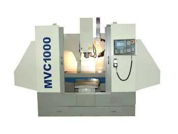 MVC1000数控铣加工机床