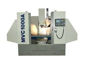 MVC1000A数控铣加工机床