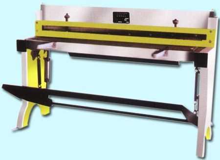 Q01系列脚踏剪板机