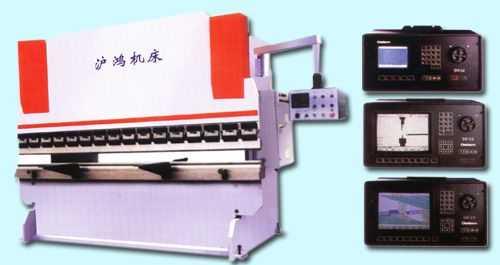 WC67Y系列数控折弯机