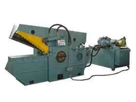 Q43Y系列鳄鱼式液压剪断机