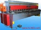 机械摆式剪板机