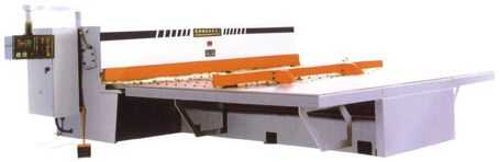 QC12K数控前送料摆式剪板机