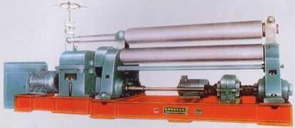 W11对称式三辊卷板机
