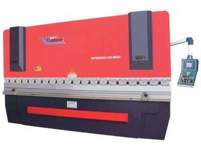 WFMD20液压板料数控折弯机