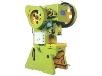 J23系列开式倾压力机