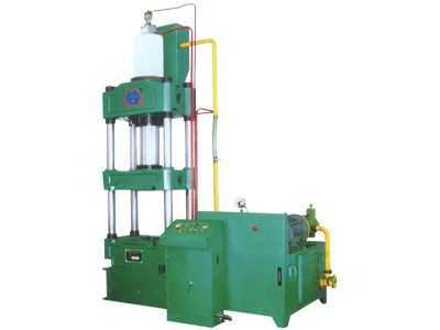 YD32四柱式液压机