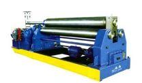 W11机械式三辊对称卷板机