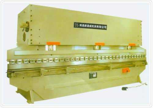 WC67Y系列大型液压板料折弯机