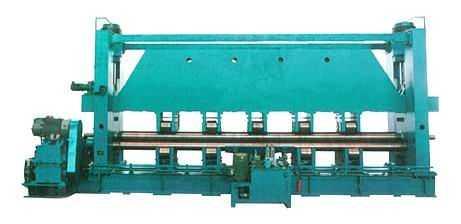 大型船用闸式卷板机