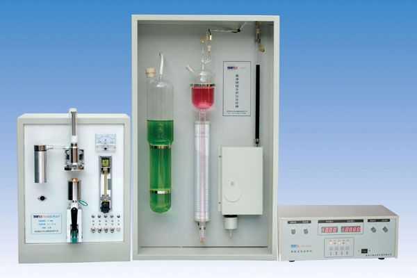 微机碳硫分析仪器