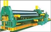 W11机械式三辊对称式卷板机