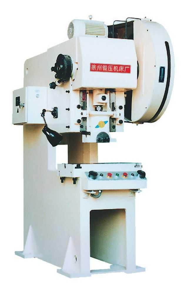 JS 系列深喉口压力机