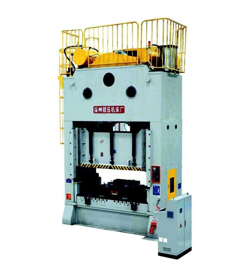 JH36 系列闭式双点压力机