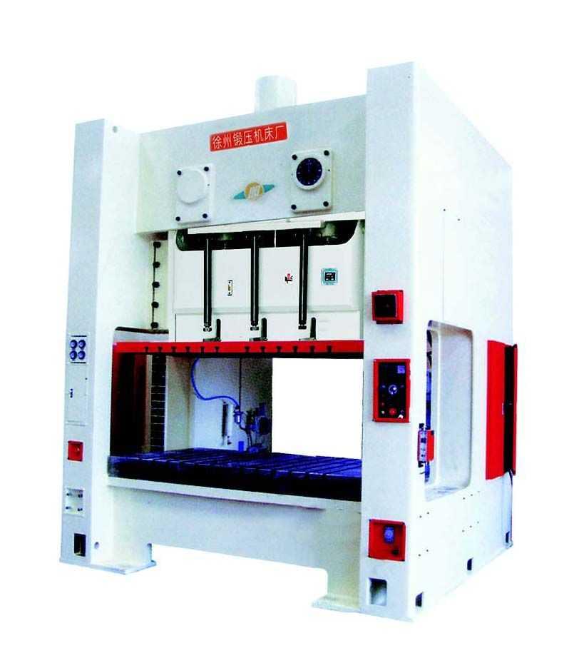 JE36 系列闭式双点压力机