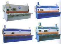 QC11Y液压闸式剪板机床