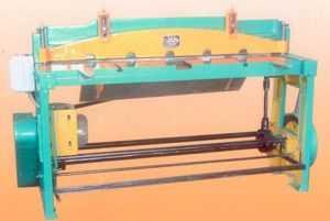 Q11小型电动剪板机