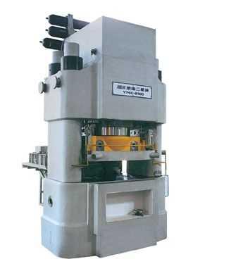 数控陶瓷砖压制液压机