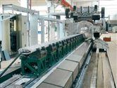 五轴联动定梁龙门移动式仿形复合加工中心