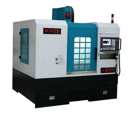 VMC-500立式加工中心