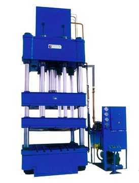 Y28系列四柱式双动拉伸液压机