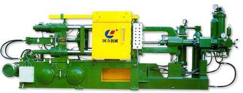 卧式压铸机