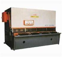 QC12Y系列摆式液压剪板机