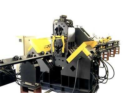 JGZ2532 型数控角钢钻孔生产线