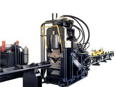 JGX2020/1412 型数控角钢联合生产线