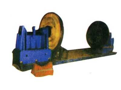 钢管法兰组焊机