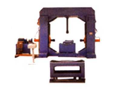 龙门式液压钢管合缝矫直机