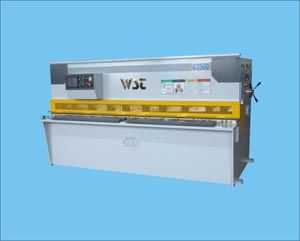 QC12K系列E20数控液压摆式剪板机