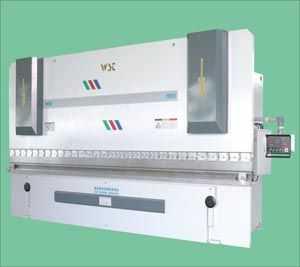 WD67NJDK-300T/6000数控液压板料折弯机