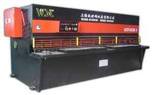 QC12NJDK液压摆式剪板机