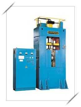 稀土永磁双向成型液压机