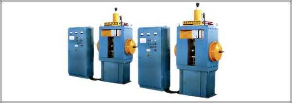 稀土永磁多缸双向成型液压机