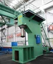 Y41单柱校直液压机