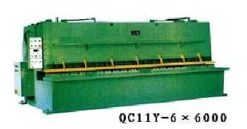 QC11Y、QC11YA系列剪板机