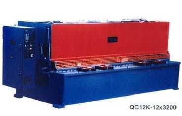 QC12K系列剪板机